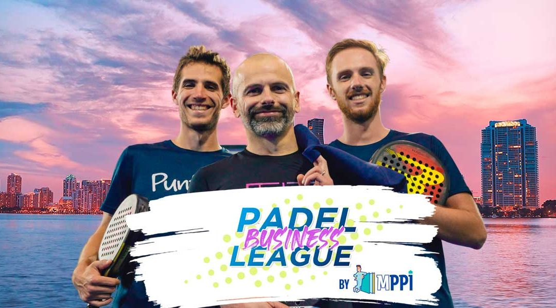 Padel Business League by MPPI